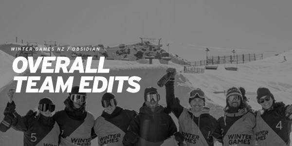 Winter Games Obsidian Overall Edits