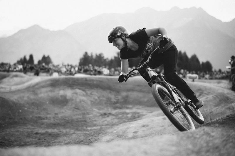Crankworx Innsbruck Pump track