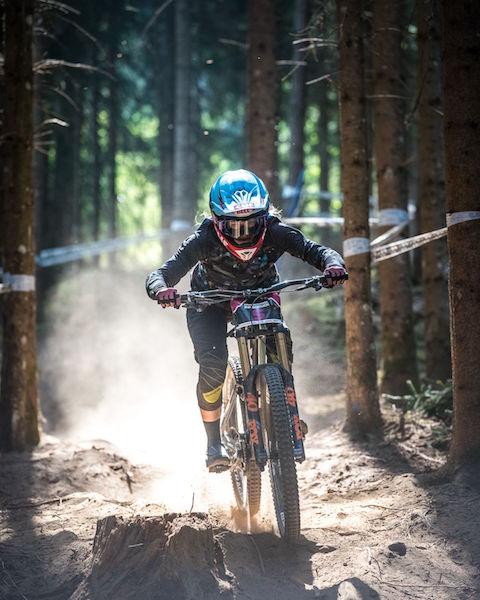 Crankworx Innsbruck Downhill Casey Brown