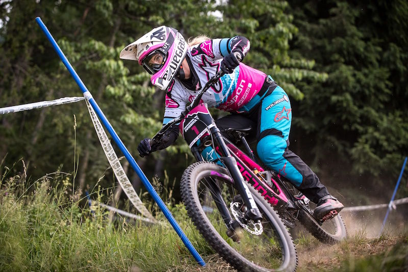 Crankworx Innsbruck Downhill Tracey Hannah