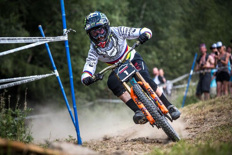 Crankworx Innsbruck Downhill Danny Hart