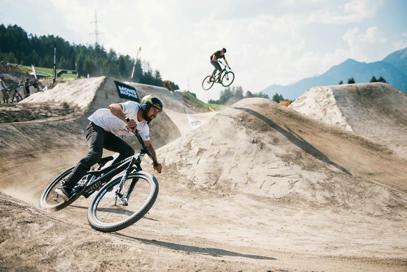 Crankworx Innsbruck Dual Speed & Style
