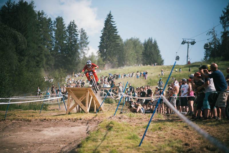 Crankworx Innsbruck Dual Downhill