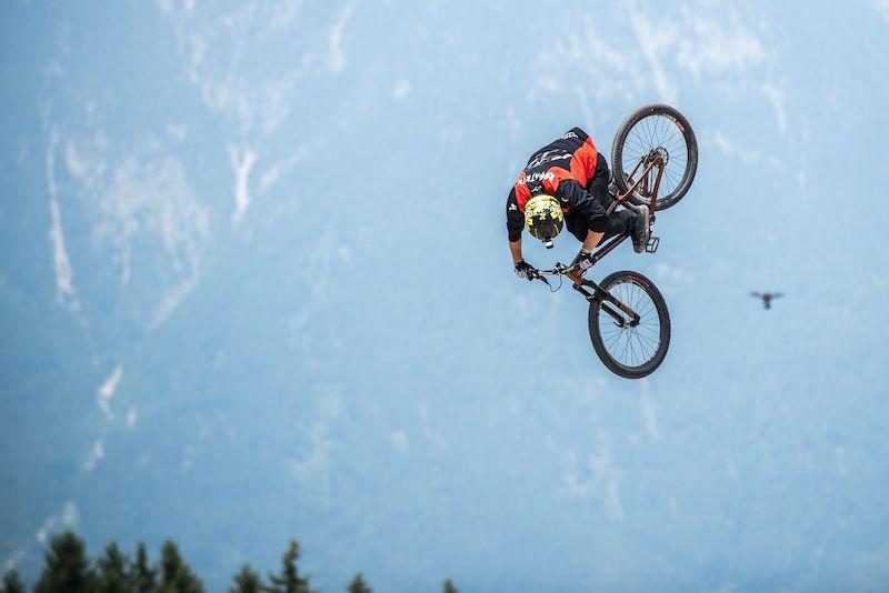 crankworx innsbruck slopestyle Nicholi Rogatkin