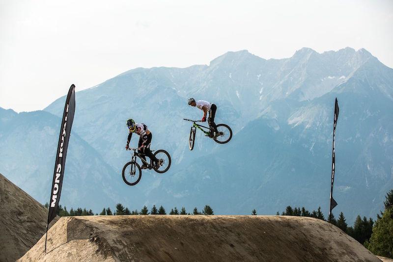 Crankworx Innsbruck Mons Royale Dual Speed & Style