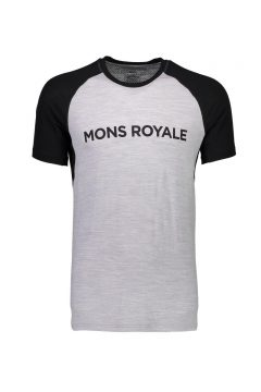 Mons Royale Redwood V T-Shirt SS18